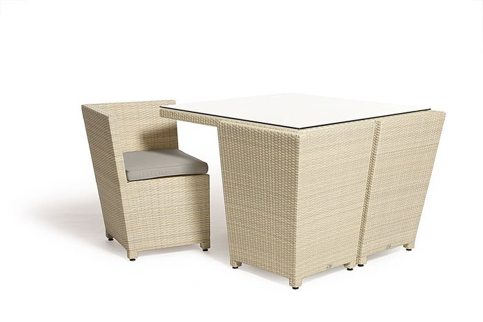 Bog dise os muebles para ambientes exteriores for Muebles para terraza pequena