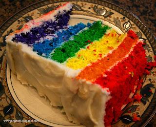 IMG 3837 Rainbow Cake