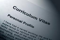 contoh surat lamaran kerja bahasa inggris yang baik  curriculum vitae bahasa inggris  curriculum vitae