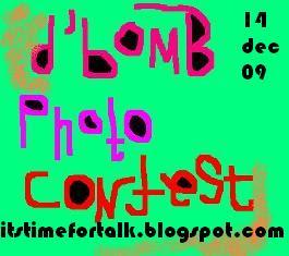 D`BOMB PHOTO CONTEST