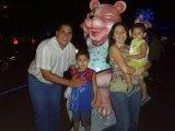 Meu filho Marco Antônio Filho E sua esposa Oliviane