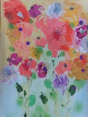 Λουλούδια...γοητευτική, λεπτή , φίνα