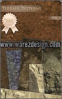 Terrain Patterns vol.3 Terr3