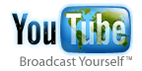 YouTube Earth Day Logo