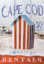 Cape Cod Cabana by Robert Downs