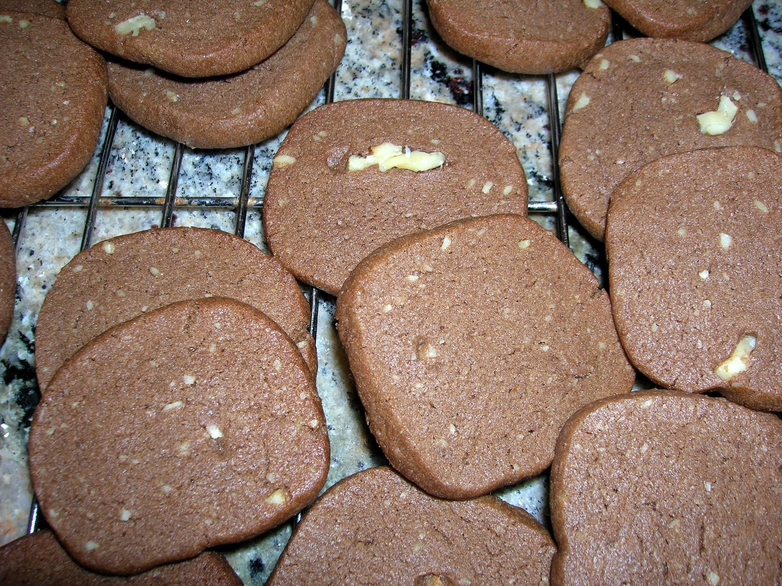 Cooking Habit Chocolate Icebox Cookies