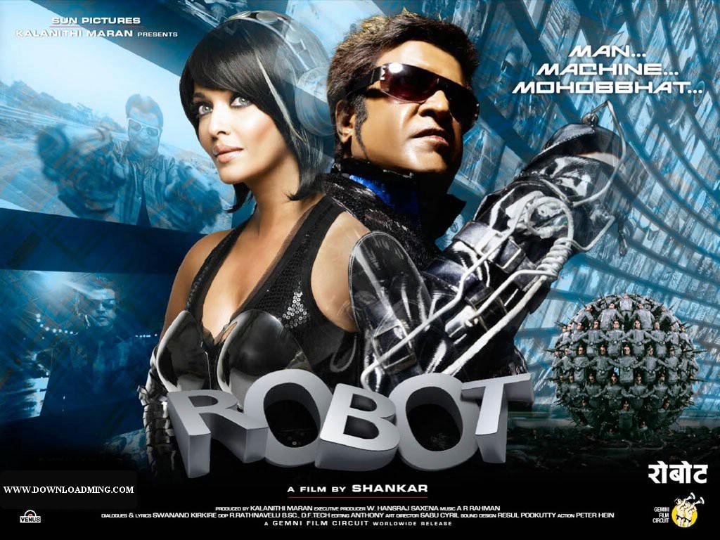 Robot movie bollywood