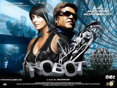 Robot (2010) wallpaper