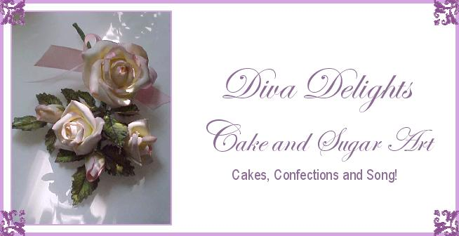Diva Delights Cake and Sugar Art