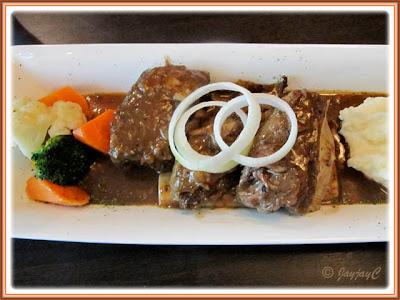 Mexican Canteena Special Beef Rib at Carlos Mexican Canteena, Pavilion KL