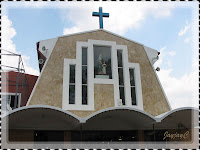 Church of St Anne, Port Klang in Malaysia, July 23 2009