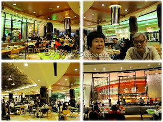 Coffee Terrace at Genting Hotel, Genting Highlands