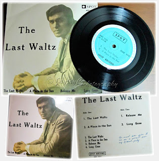'The Last Waltz' by Engelbert Humperdinck - a 42-year-old record in our collection!
