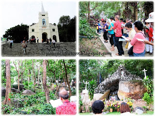 Shrine of St Anne (the old church) and Stations of The Cross, Bukit Mertajam