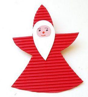 Manualidades de navidad para ni os - Decoration de noel a fabriquer gratuit ...
