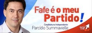 Parcídio suspende o mandato 340x255