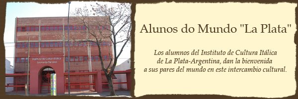 "Alunos do Mundo ""La Plata"""