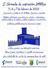 Cartel Exposición Castillo de Benissanó