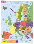 Vestnes  i Europa