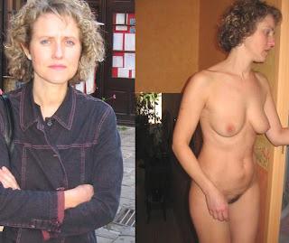 Thin black chick nude