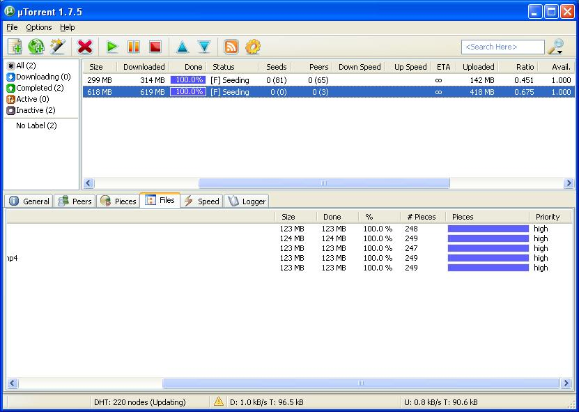 telecharger utorrent 2.2.1