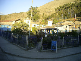 PLAZA DE ARMAS DE AYAVIRI