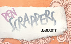 Pen Scrappers at Wacom