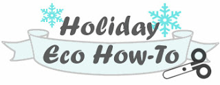 Holiday Eco How-To