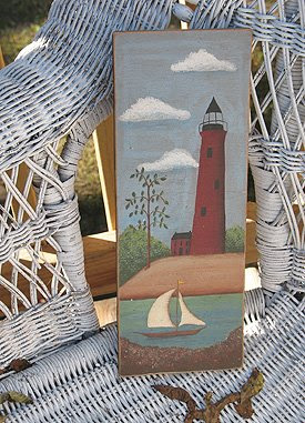 Free Lighthouse Wood Plans, Pattern Build Ornamental Wood