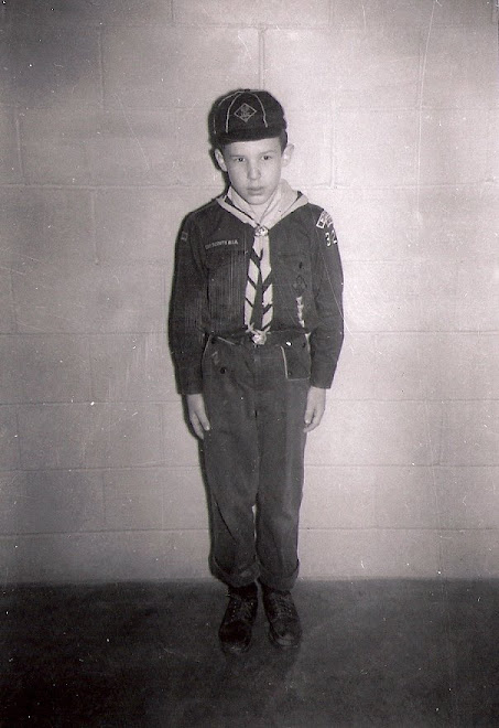 Cub Scout Johnny
