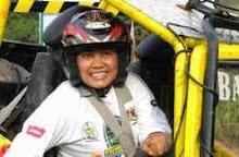 Ratu Lilis Ahli Off Road Adik Penjahat Banten Ratu Atut