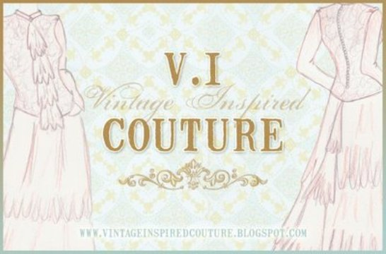 VI Couture - Vintage Inspired Fashion