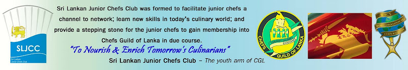 Sri Lankan Junior Chefs Club