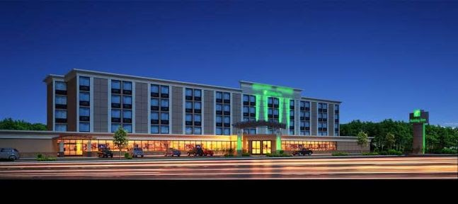 Observations Reservations Conversations Holiday Inn On