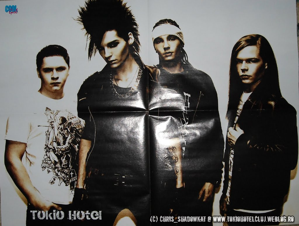 tokio hotel malaysia scan cool girl poster xxl tokio hotel poster romania. Black Bedroom Furniture Sets. Home Design Ideas