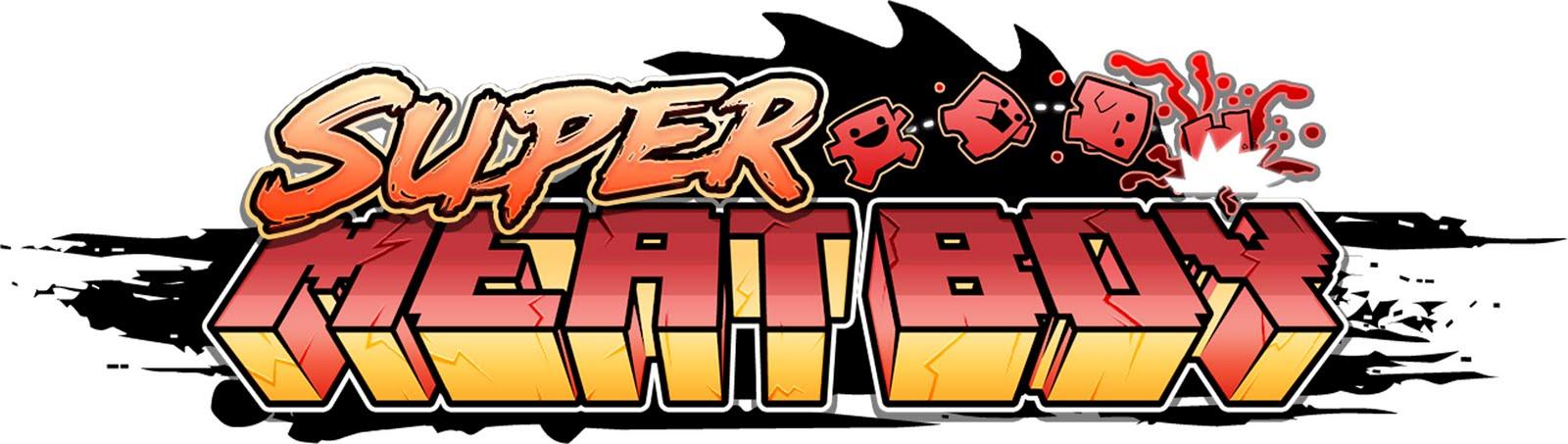 Super Meat Guy Super-Meat-Boy-Logo