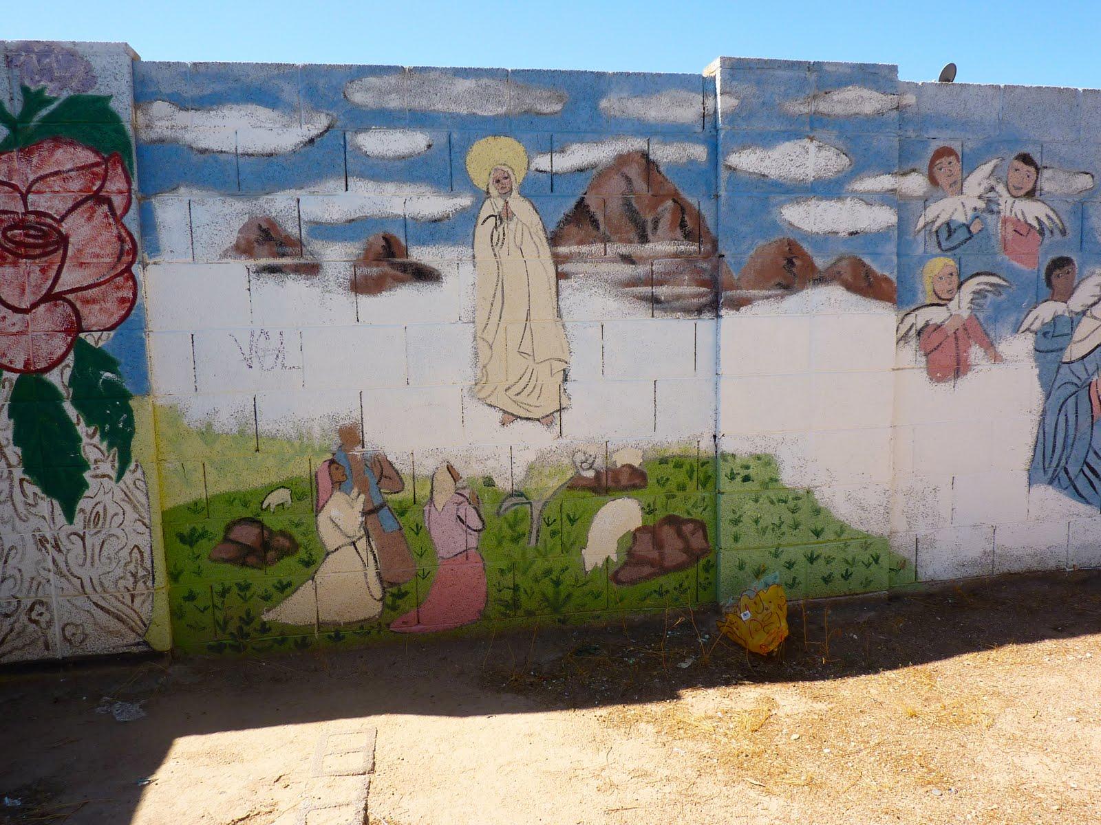 ARIZONA SKIES: Historic Guadalupe Cemeteryguadalupe town