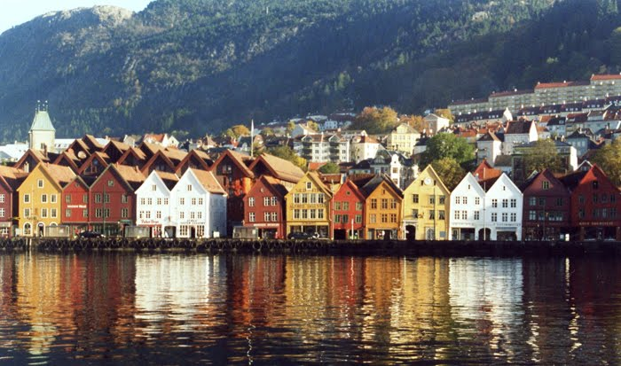 Steph devino embroidery scandinavian houses - Scandinavian houses ...