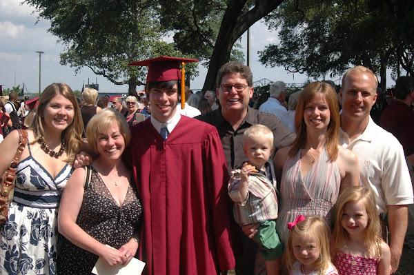 Rob's Graduation 5-19-07