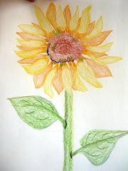 Lynn's sunflower.