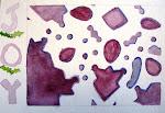 Red violet ....