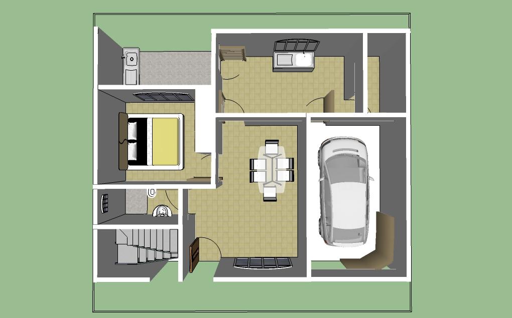Perfil construcciones inversi n peque os departamentos for Fachadas para departamentos pequenos