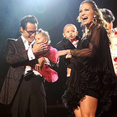 jennifer lopez twins pictures. Jennifer Lopez amp; Marc Anthony