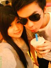 me & vinx^^