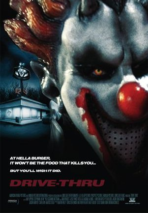Horror Movie Clown Fast Food