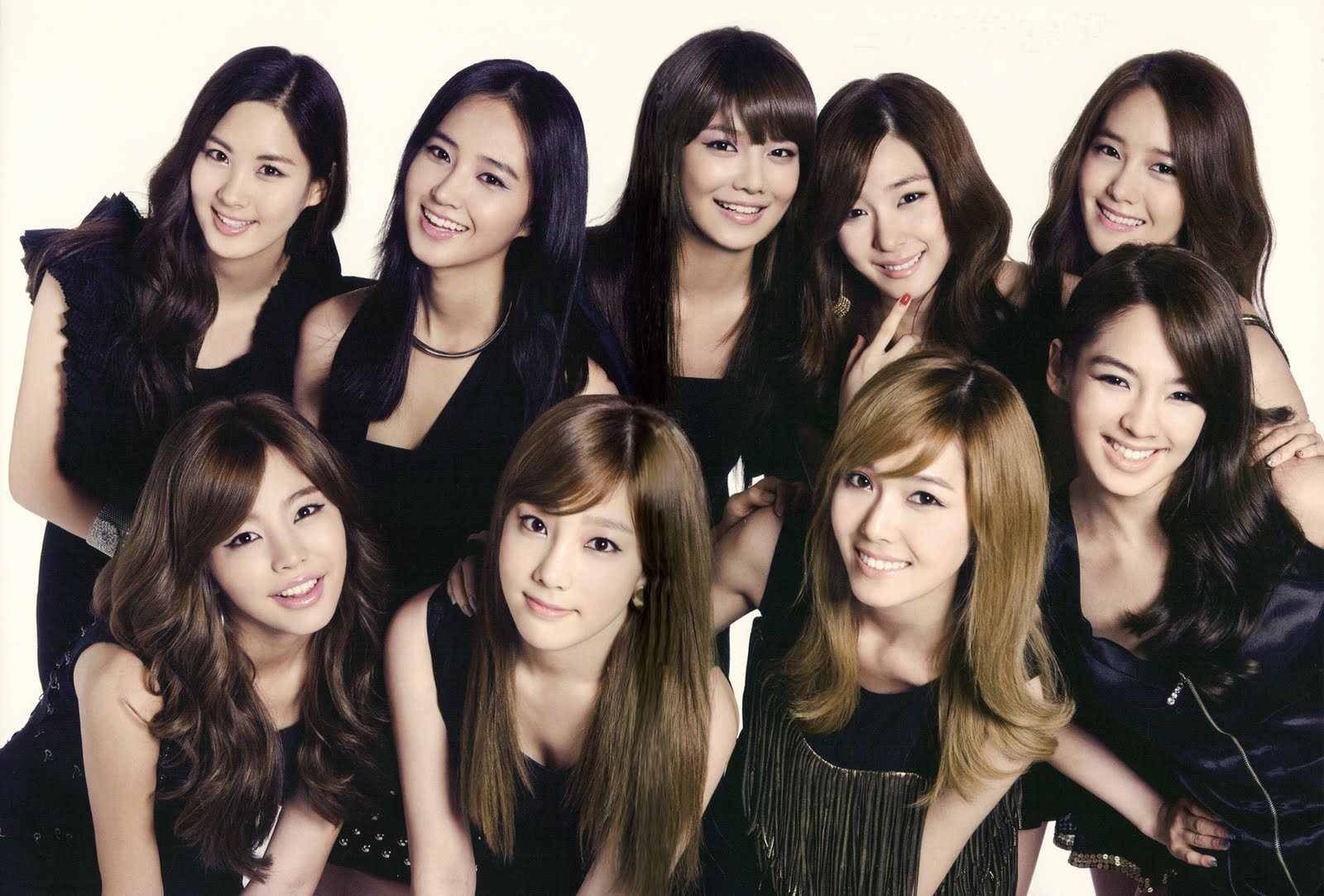 Girls' Generation Voted as the Group with the Most Family-Like