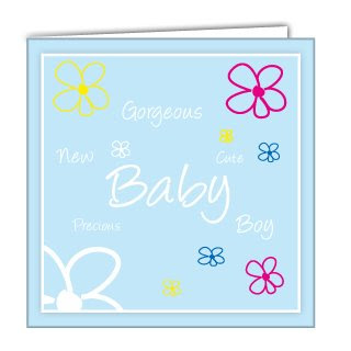 it#39;s a girl greeting card