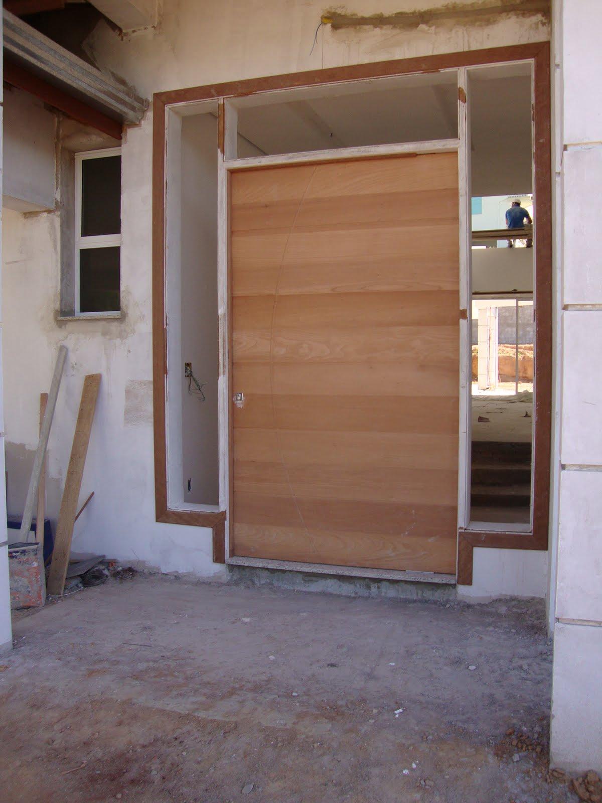 #845F47 Casa em Construção: Não falta muito  1066 Portas E Janelas De Aluminio Em Feira De Santana