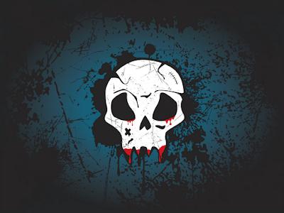wallpaper vector. Skull Wallpaper Vector