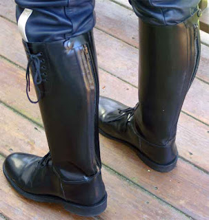 Bhd 39 s musings motor officer boots alternatives Police motor boots